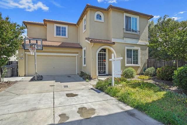 2807 Crested Street, West Sacramento, CA 95691 (MLS #221045996) :: Keller Williams - The Rachel Adams Lee Group