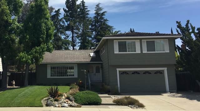 1407 Cerro Verde, San Jose, CA 95120 (MLS #221046604) :: The Merlino Home Team