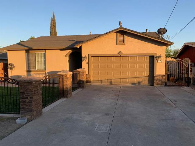 5278 E Sonora Street, Stockton, CA 95215 (MLS #221046634) :: Heather Barrios