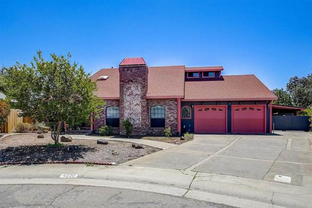 4220 Gold Flower Court, Carmichael, CA 95608 (MLS #221046910) :: 3 Step Realty Group