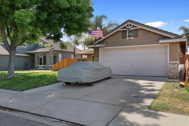 2208 Shadowbrook Way, Modesto, CA 95351 (MLS #221048043) :: 3 Step Realty Group