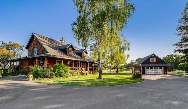 9090 Sheppard Ranch Road, Sonora, CA 95370 (MLS #221048046) :: CARLILE Realty & Lending