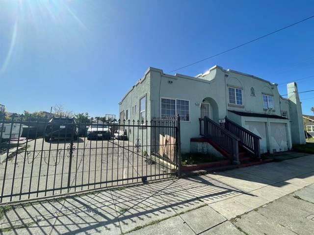 1608 78th Avenue, Oakland, CA 94621 (MLS #221048115) :: Live Play Real Estate | Sacramento