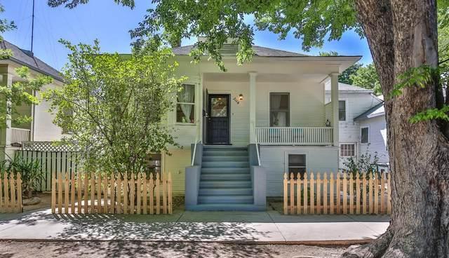 2104 9th Street, Sacramento, CA 95818 (MLS #221048529) :: The Merlino Home Team