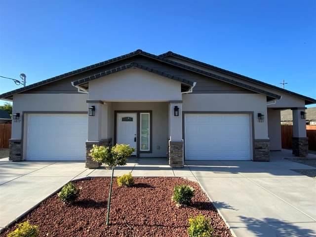 1817 Iris Avenue, Sacramento, CA 95815 (MLS #221048662) :: The Merlino Home Team