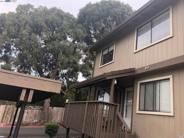 3430 San Pablo Dam Road #60, San Pablo, CA 94803 (#221049391) :: Rapisarda Real Estate