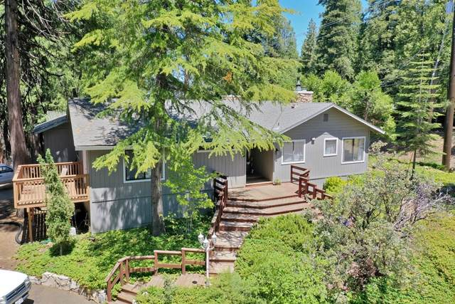3321 Mercury Trail, Pollock Pines, CA 95726 (MLS #221049954) :: The MacDonald Group at PMZ Real Estate