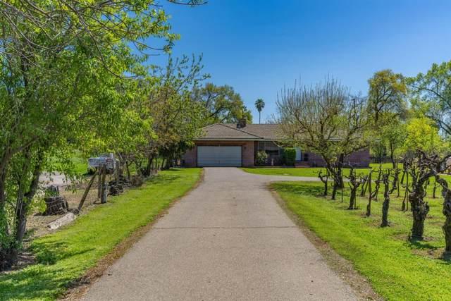 314 Shakeley Lane, Ione, CA 95640 (MLS #221050062) :: Keller Williams Realty