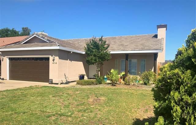 414 Pleasant Valley Drive, Ione, CA 95640 (MLS #221050194) :: Keller Williams Realty