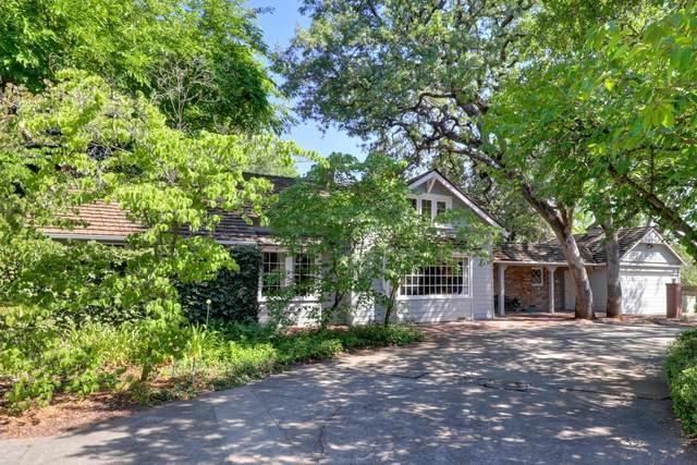 5424 Fair Oaks Boulevard, Carmichael, CA 95608 (MLS #221050330) :: The Merlino Home Team