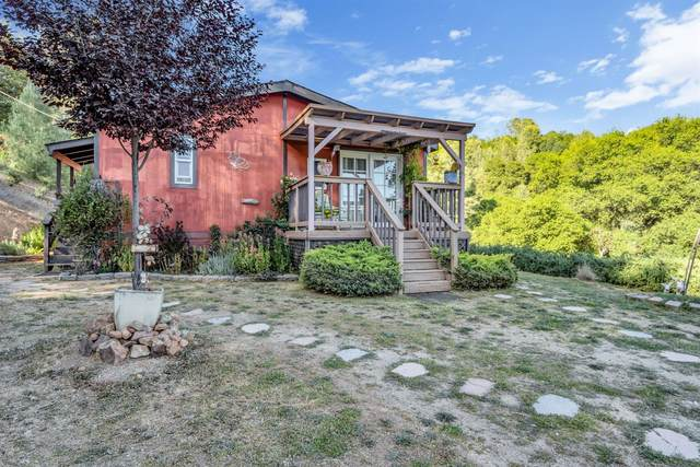 5997 Mount Murphy Road, Garden Valley, CA 95633 (MLS #221051105) :: CARLILE Realty & Lending
