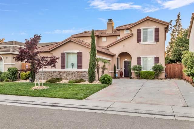 3502 Spring Rose Way, Sacramento, CA 95827 (MLS #221051892) :: The Merlino Home Team