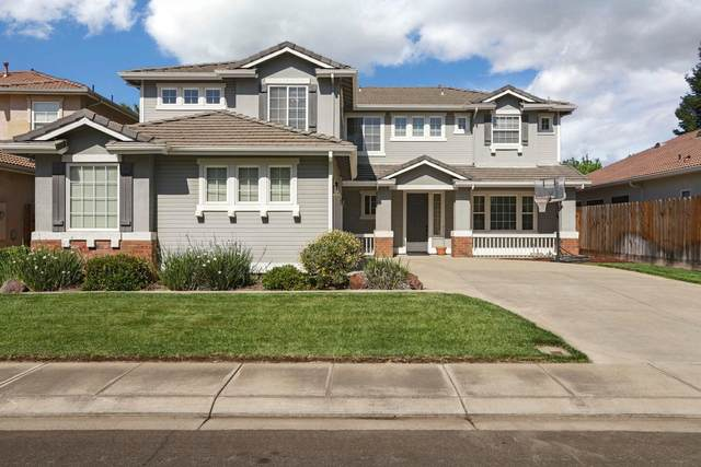 2613 Ashbrook Drive, Modesto, CA 95355 (MLS #221051957) :: The MacDonald Group at PMZ Real Estate