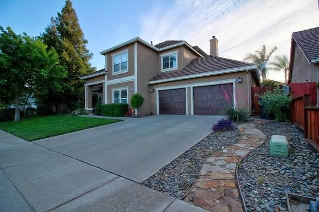 2805 Alysheba Avenue, Modesto, CA 95355 (MLS #221052212) :: The MacDonald Group at PMZ Real Estate