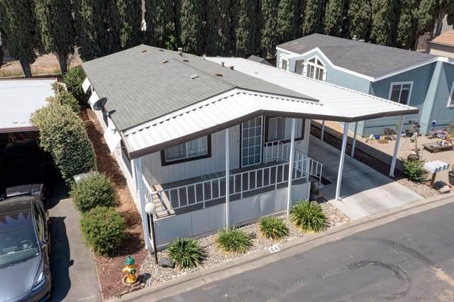 250 E Las Palmas Avenue #64, Patterson, CA 95363 (MLS #221052371) :: The MacDonald Group at PMZ Real Estate