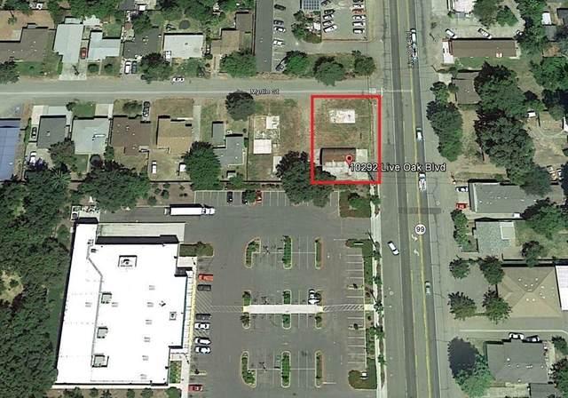 10292 Live Oak Boulevard, Live Oak, CA 95953 (MLS #221052457) :: Live Play Real Estate | Sacramento