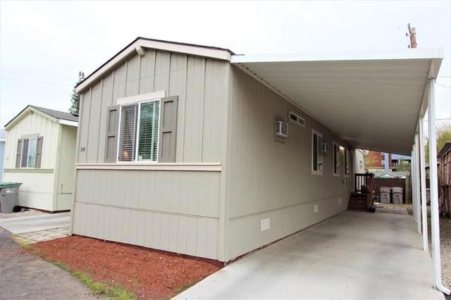 2225 W Capitol Avenue #84, West Sacramento, CA 95691 (MLS #221052462) :: The Merlino Home Team