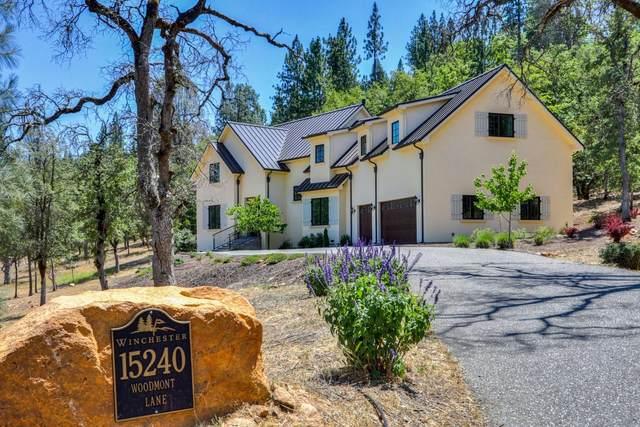 15240 Woodmont Lane, Meadow Vista, CA 95722 (MLS #221052484) :: Heather Barrios