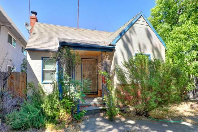 2521 W Street, Sacramento, CA 95818 (MLS #221052947) :: The Merlino Home Team