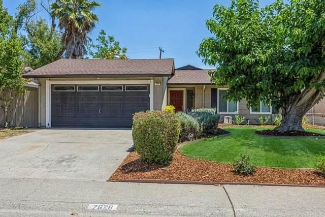 7628 Blackthorne Way, Citrus Heights, CA 95621 (MLS #221053433) :: Keller Williams - The Rachel Adams Lee Group