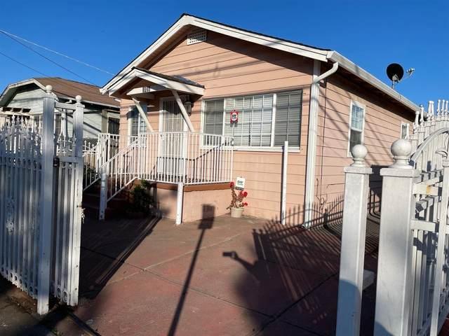 1036 69th Ave, Oakland, CA 94621 (MLS #221053885) :: Live Play Real Estate | Sacramento