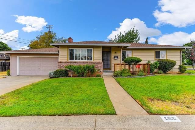 2600 Garrett Way, Rancho Cordova, CA 95670 (MLS #221054422) :: Keller Williams Realty