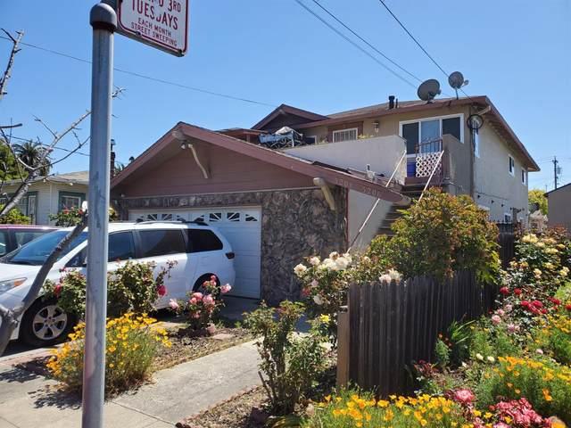 3206 61st Avenue, Oakland, CA 94605 (MLS #221054901) :: Heidi Phong Real Estate Team