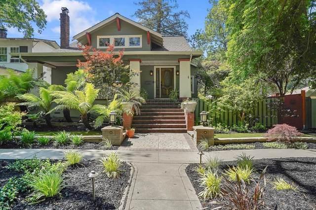 4306 T Street, Sacramento, CA 95819 (MLS #221056123) :: eXp Realty of California Inc