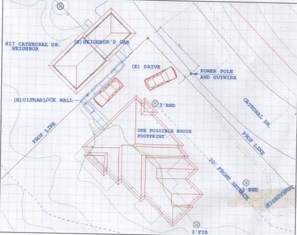 815 Cathedral Drive, Aptos, CA 95003 (MLS #221056300) :: Keller Williams - The Rachel Adams Lee Group