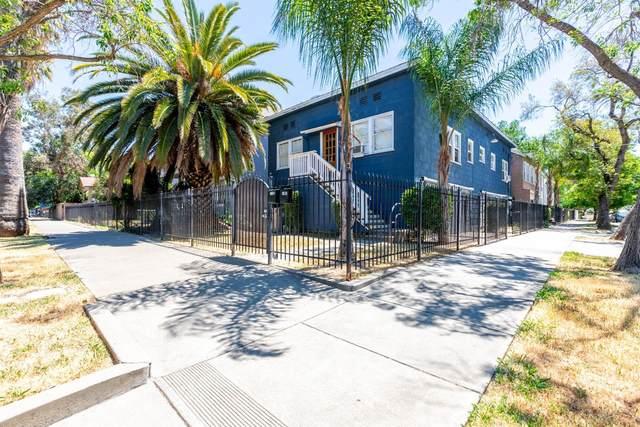2611 Alhambra Boulevard, Sacramento, CA 95817 (MLS #221057580) :: Keller Williams Realty