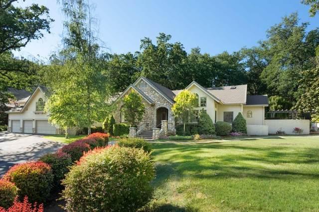11150 Shadow Mountain Way, Auburn, CA 95602 (#221058912) :: Rapisarda Real Estate