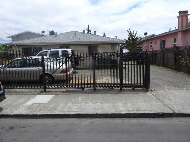 1356 63rd Avenue, Oakland, CA 94621 (MLS #221058934) :: Live Play Real Estate | Sacramento