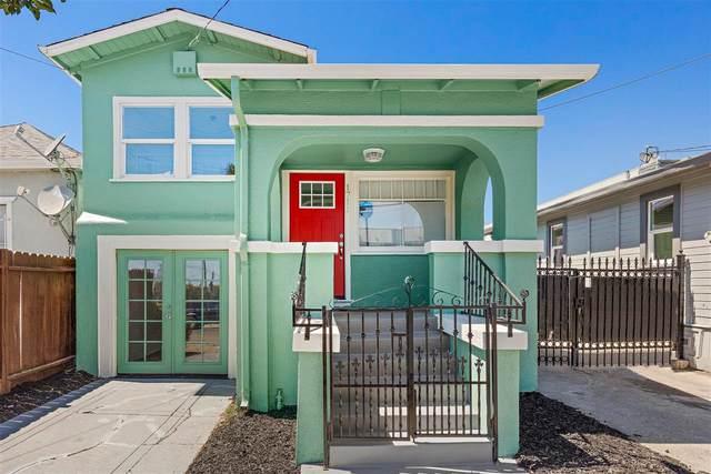 1711 62nd Avenue, Oakland, CA 94621 (MLS #221061567) :: Live Play Real Estate | Sacramento