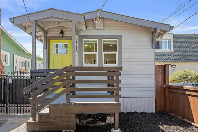 1715 62nd Avenue, Oakland, CA 94621 (MLS #221061589) :: Live Play Real Estate | Sacramento