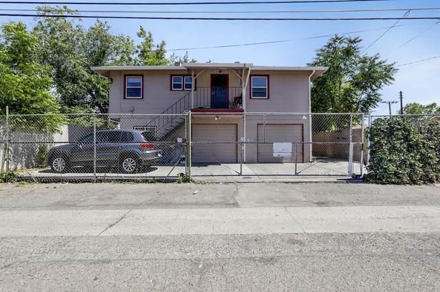 2811 Del Paso Boulevard, Sacramento, CA 95815 (MLS #221062484) :: 3 Step Realty Group