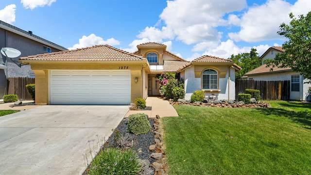 1275 Cornucopia Place, Tracy, CA 95377 (#221062839) :: Rapisarda Real Estate