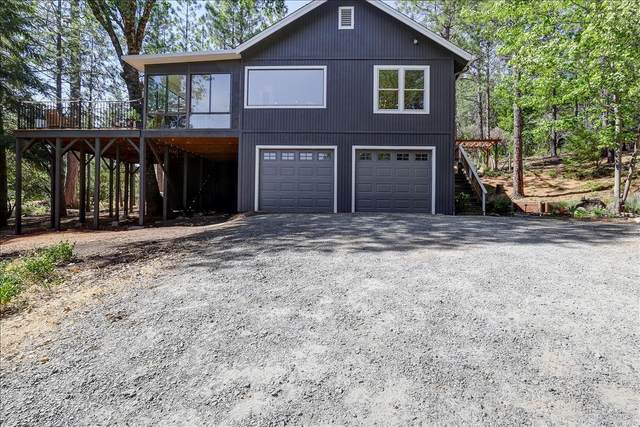15590 Poverty Pond Road, Grass Valley, CA 95945 (MLS #221063987) :: The Merlino Home Team