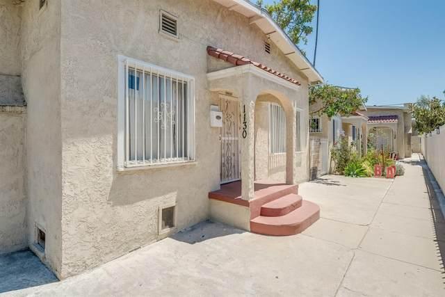 1130 N Mariposa, Los Angeles, CA 90029 (MLS #221064177) :: DC & Associates