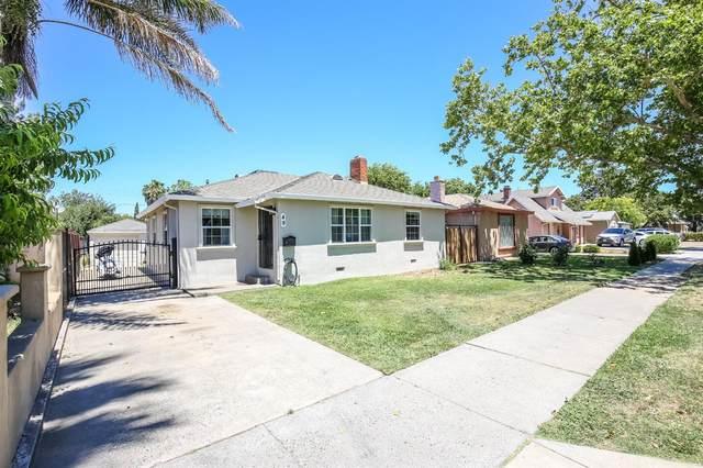 49 El Camino Avenue, Sacramento, CA 95815 (MLS #221065658) :: 3 Step Realty Group