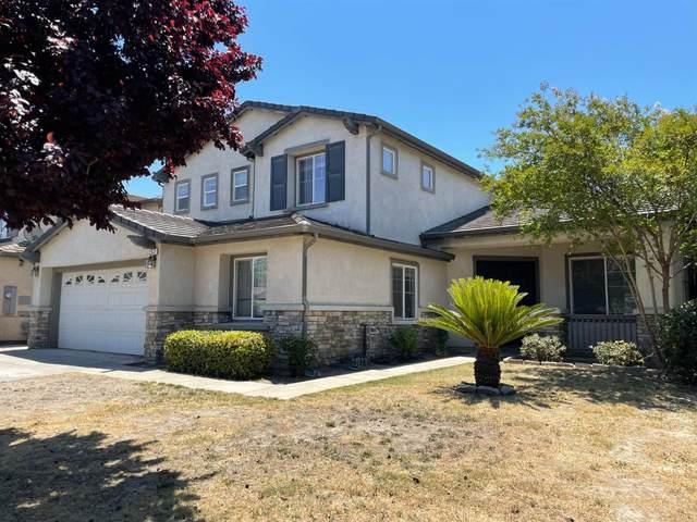 252 Siltstone Avenue, Lathrop, CA 95330 (MLS #221065705) :: 3 Step Realty Group
