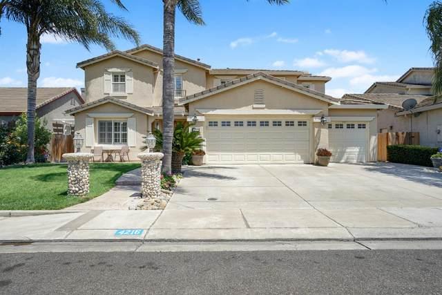 4216 Blake Drive, Modesto, CA 95356 (MLS #221066109) :: 3 Step Realty Group