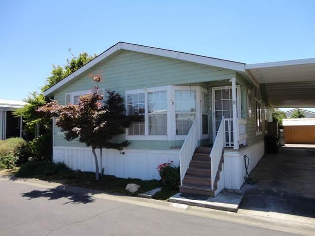 40 Robles Street #40, Sacramento, CA 95828 (MLS #221066184) :: Deb Brittan Team