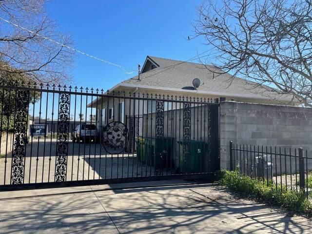 724 N Golden Gate Avenue, Stockton, CA 95205 (MLS #221066546) :: The Merlino Home Team