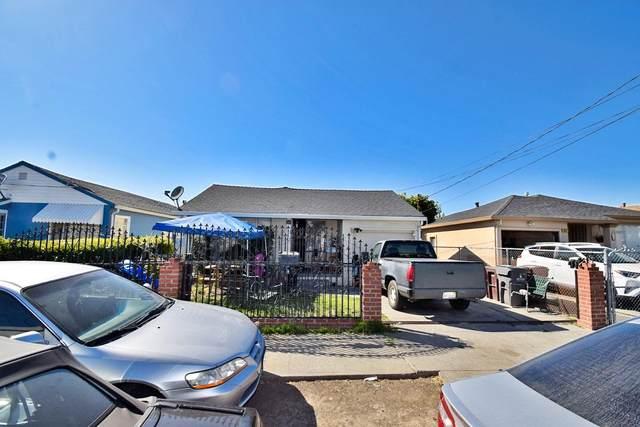 951 88th Avenue, Oakland, CA 94621 (MLS #221066897) :: DC & Associates