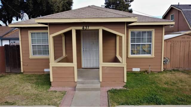 429 G Street, Waterford, CA 95386 (MLS #221067022) :: Heather Barrios