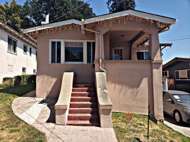 2524 Monticello Avenue, Oakland, CA 94601 (MLS #221067473) :: Heidi Phong Real Estate Team