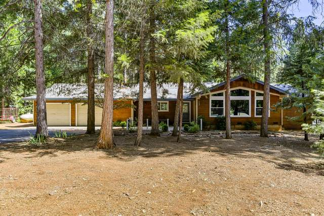 5425 Happy Pines Drive, Foresthill, CA 95631 (MLS #221067899) :: Heather Barrios
