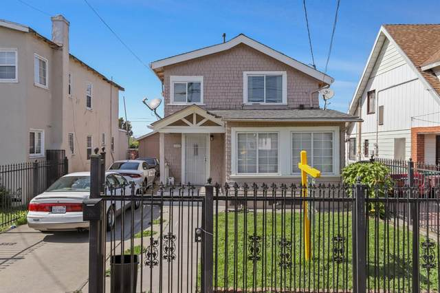1445 76th Avenue, Oakland, CA 94621 (MLS #221068188) :: Live Play Real Estate | Sacramento