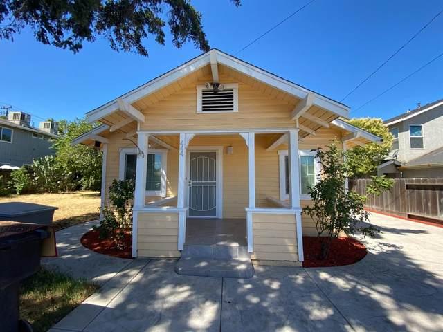 444 S 3rd Avenue, Oakdale, CA 95361 (MLS #221068494) :: Heather Barrios