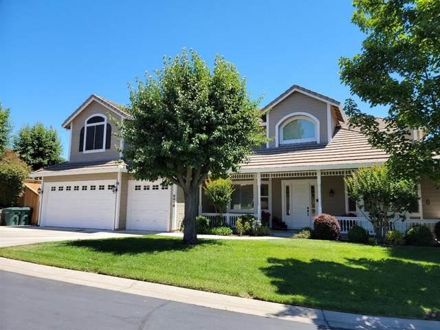 8816 Chandeaux Lane, Fair Oaks, CA 95628 (MLS #221068568) :: Keller Williams Realty